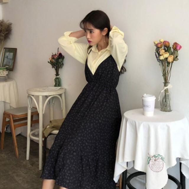 LAURIER PRESS(ローリエ プレス)のファッションまとめ「もっとかわいく花柄ワンピを着こなすコツ♡」