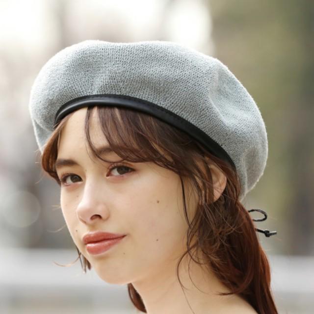 かぶり ベレー 方 帽