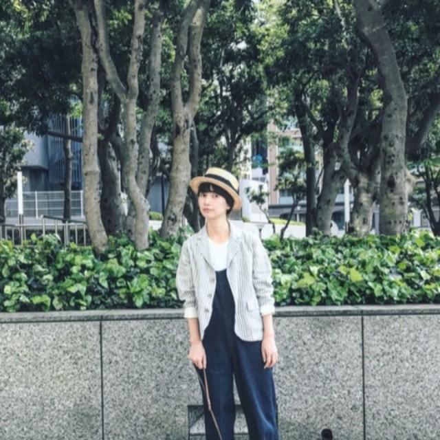 0d521d92d98 キナリノ(キナリノ)のファッションまとめ「ジャケットで、上品にもカジュアルに