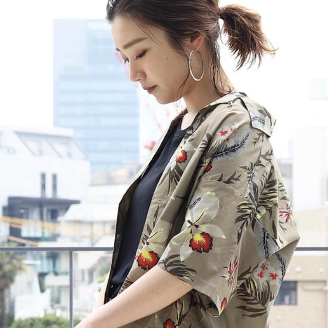 CBK magazine(カブキマガジン)のファッションまとめ「2019年夏は開襟