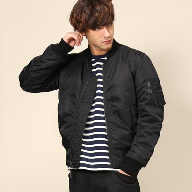 TASCLAP(タスクラップ)のファッションまとめ「実はよく知らない。だから知りたい、ボンバージャケットのこと」