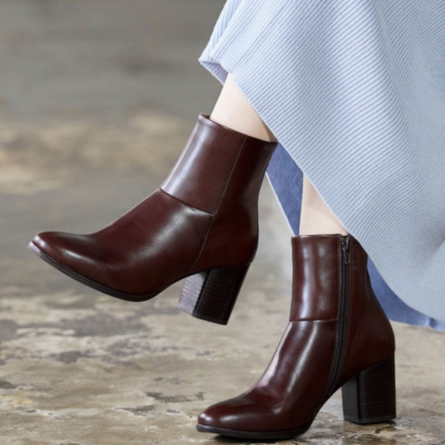 #CBK magazine(カブキマガジン)のファッションまとめ「今買って春まで履ける! 参考にしたいショートブーツコーデを一挙ご紹介♡」