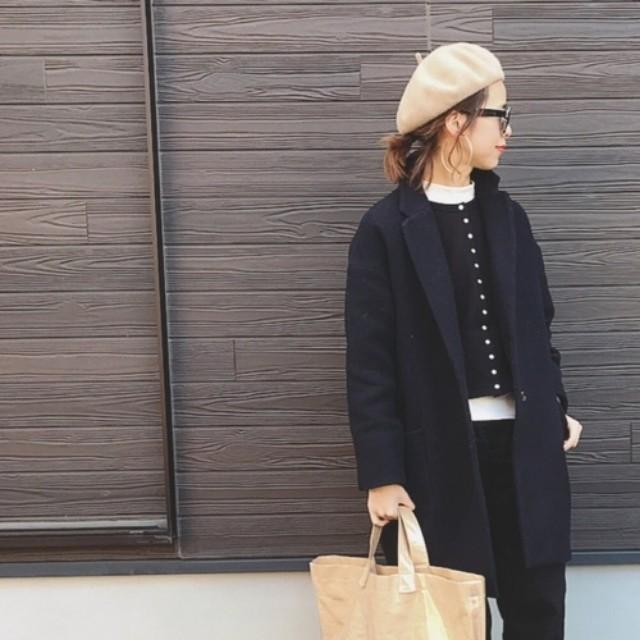 LOCARI(ロカリ)のファッションまとめ「30代女子が一番似合う色♡「ネイビー」の可愛い着こなし方」