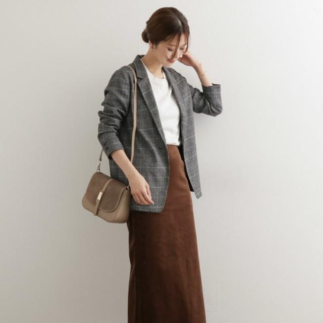 folk(フォーク)のファッションまとめ「【2020】オフィスカジュアルにはジャケットが使える!冬のお手本コーデ特集」