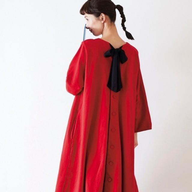 #CBK magazine(カブキマガジン)のファッションまとめ「【2019年秋冬】トレンドカラー「ドラマティックなレッド」で女度UP♪」