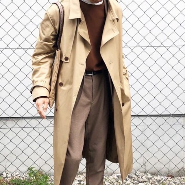 #CBK magazine(カブキマガジン)のファッションまとめ「コーデの主役「トレンチコート」。定番からモードスタイルまでご紹介」