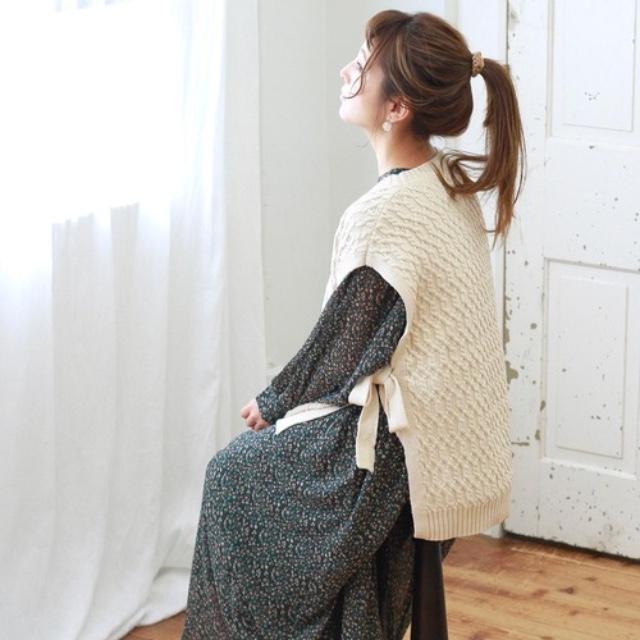 #CBK magazine(カブキマガジン)のファッションまとめ「新スタンダード「ニットベスト」。人気デザインと着こなし方をご紹介します♪」