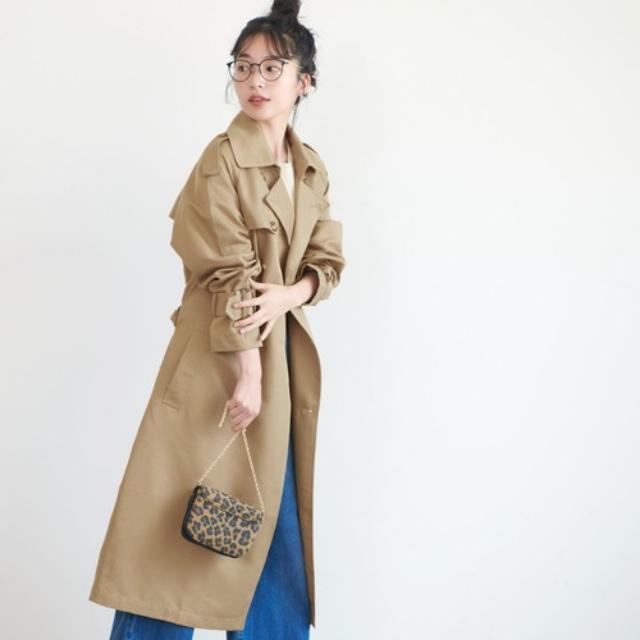 #CBK magazine(カブキマガジン)のファッションまとめ「2020秋のトレンチコートはカジュアルに。ゆるっとシンプルなトレンチコーデ11選♪」