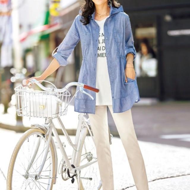 #CBK magazine(カブキマガジン)のファッションまとめ「自転車×送り迎えのポイントは? 園ママコーデに使えるアイテム一気見せ!」