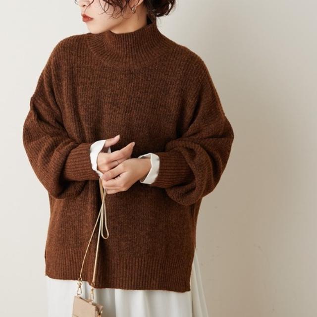 #CBK magazine(カブキマガジン)のファッションまとめ「【2020秋冬】安定人気の「ブラウン」を今っぽく着るには?」