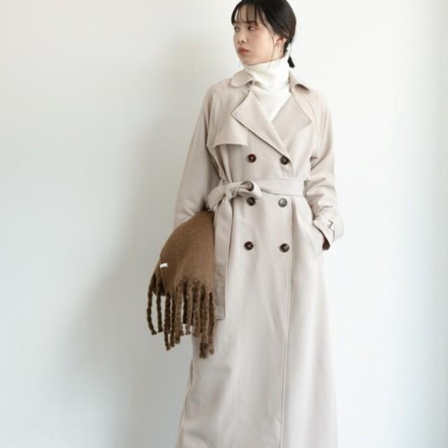 folk(フォーク)のファッションまとめ「トレンチコートコーデ【2021最新】季節別に大人女子のお手本スタイルをご紹介」