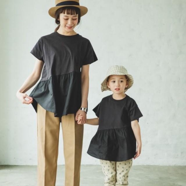 #CBK magazine(カブキマガジン)のファッションまとめ「「おしゃれ親子コーデ」を作る4つのポイント♪家族でファッションを楽しもう!」