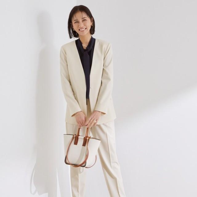 #CBK magazine(カブキマガジン)のファッションまとめ「卒業式&入学式の服装どうする? 今どきママの「パンツスーツ」特集」