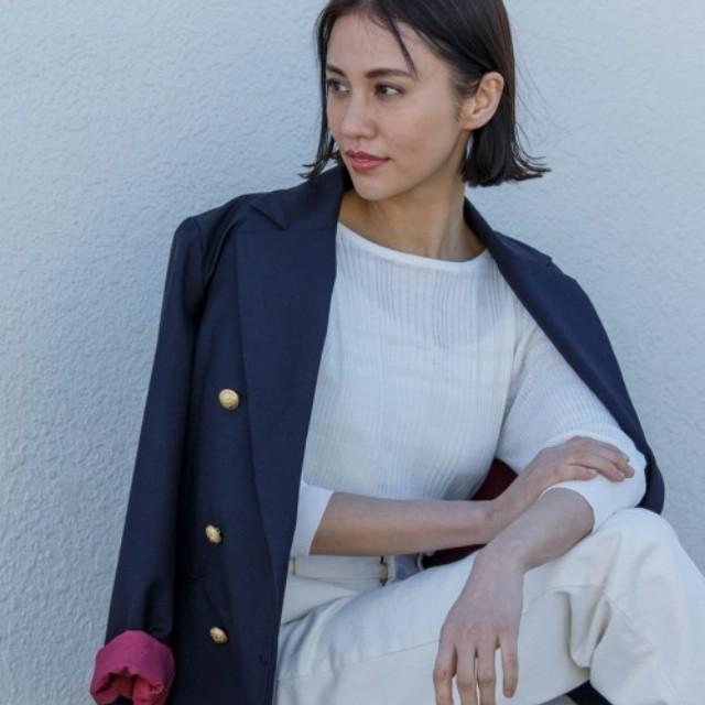 #CBK magazine(カブキマガジン)のファッションまとめ「マタニティママに贈る! 楽だけどカジュアルすぎない、きれいめ通勤コーデ4選♡」