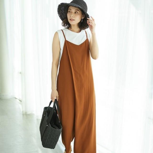 #CBK magazine(カブキマガジン)のファッションまとめ「「楽ちんオーバーオール&サロペット」はママの味方♡ 簡単おしゃれなデイリーコーデ」