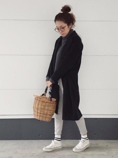 靴下コーデはオシャレ女子の新定番!スタイリッシュに魅せるのは