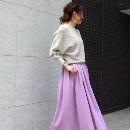 LOCARI(ロカリ)のファッションまとめ「美女見えする人気2大カラー♡「ミント」or「ラベンダー」の春コーデ」