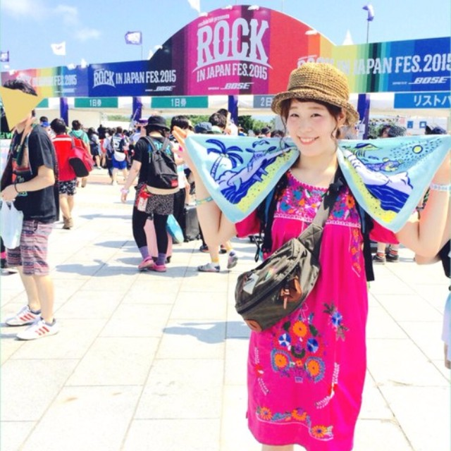 LAURIER PRESS(ローリエ プレス)のファッションまとめ「夏フェスコーデは動きやすさを重視♡気をつけたいポイント4つ」
