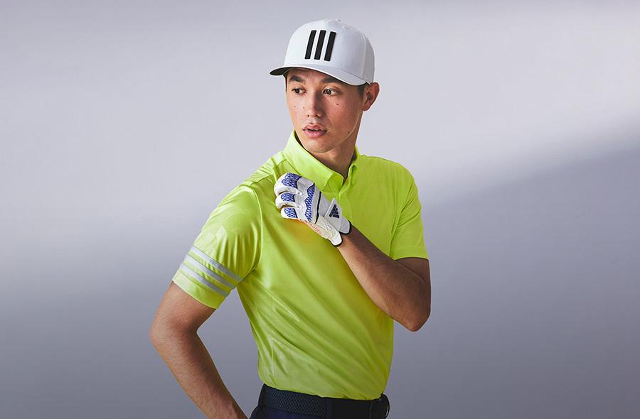 2021SS新作ゴルフウェア