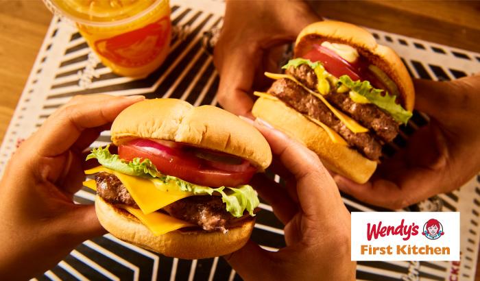不動の人気商品「ウェンディーズバーガー」が楽しめるZOZOオマケ限定セット