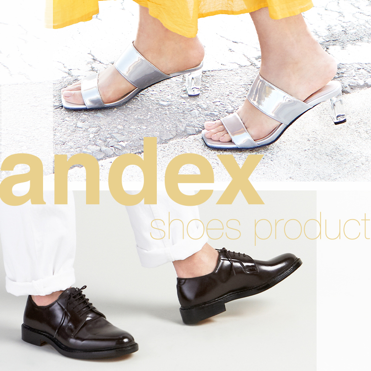 ANDEX shoes product(アンデックスシューズプロダクト)