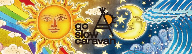 go slow caravan(ゴースローキャラバン)