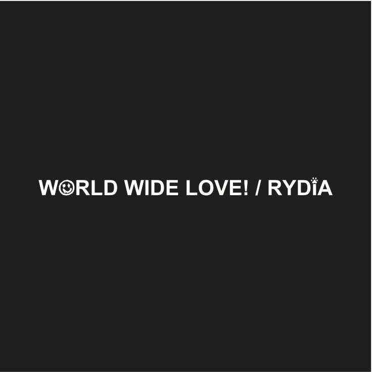 WORLD WIDE LOVE!/Rydia