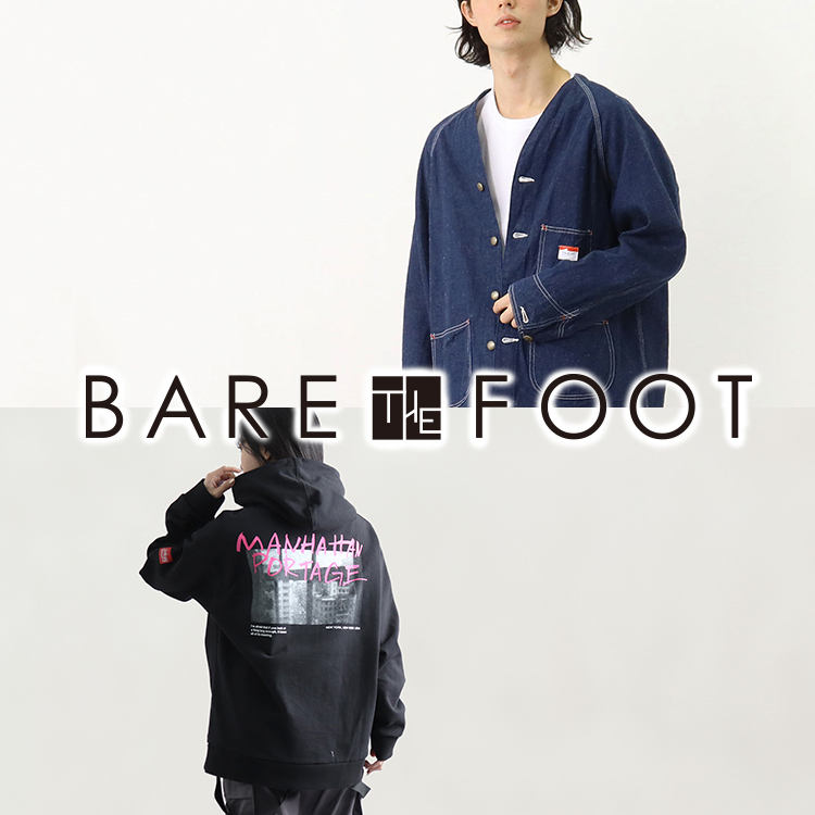 THE BAREFOOT