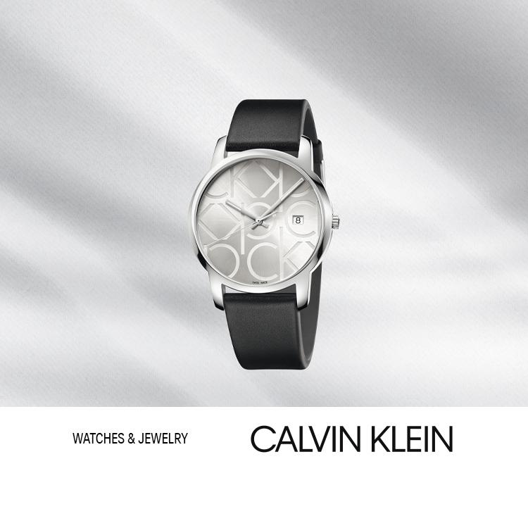 CALVIN KLEIN WATCHES+JEWELRY(カルバン・クライン ウォッチ&ジュエリー)