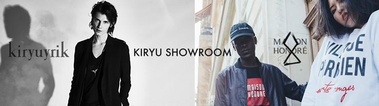 KIRYU SHOWROOM(キリュウ ショールーム)