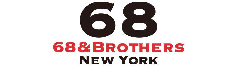 68&BROTHERS(シックスティエイトアンドブラザーズ)