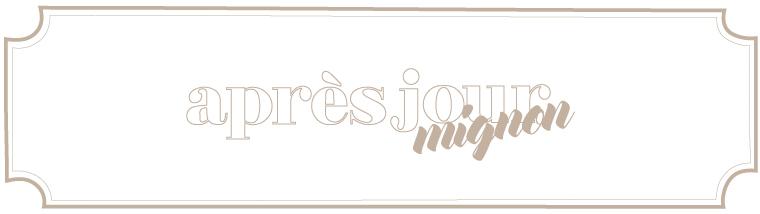 apres jour mignon(アプレジュールミニョン)