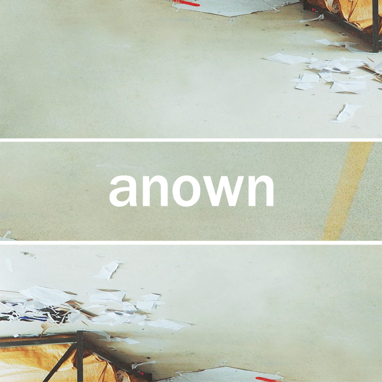 anown