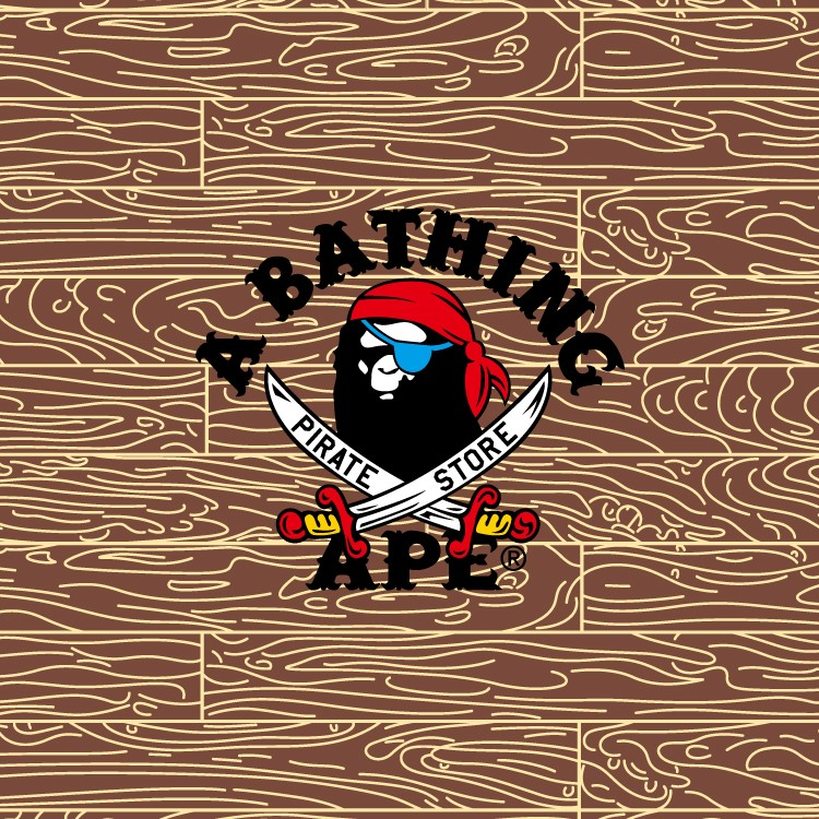 A BATHING APE PIRATE STORE
