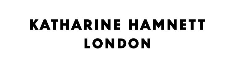 KATHARINE HAMNETT LONDON(キャサリン ハムネット ロンドン)
