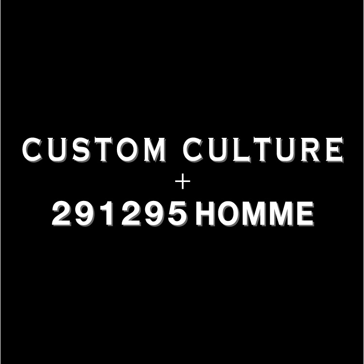 CustomCulture + 291295 HOMME