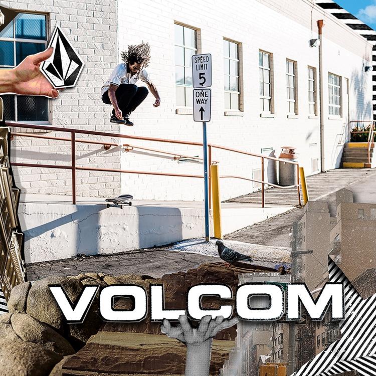 VOLCOM by H.L.N.A