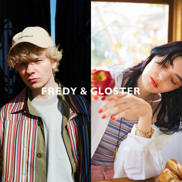 FREDY&GLOSTER