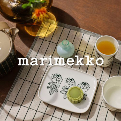 marimekko(マリメッコ)のショップニュース「【WEB限定】【Marimekko】VIHIKIRUUS 再販 !」
