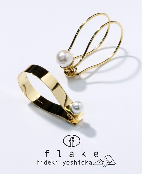 PR01.(ピーアールワン)のショップニュース「【flake】取扱いスタート 」