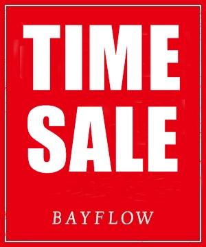 BAYFLOW(ベイフロー)のショップニュース「\本日最終日!!/【BAYFLOW】ZOZOTOWN限定TIME SALE開催中! 」