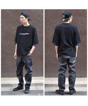 DOUBLE STEAL(ダブルスティール)のショップニュース「Fake Layered 3/5 sleeve Tee 【DOUBLE STEAL】」