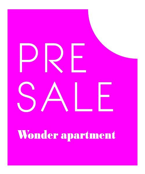 08b989965eb1df Wonder apartment(ワンダーアパートメント)のショップニュース「PRE SALE☆好評につきセール