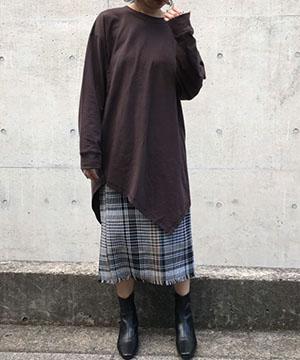 Settimissimo(セッティミッシモ)のショップニュース「《アレンジもしやすいロンT》をpickup!!」