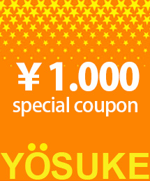 YOSUKE(ヨースケ)のショップニュース「◇◆春の新作や定番商品などほぼ全てに使える1,000円クーポンが発行されました!◆◇」