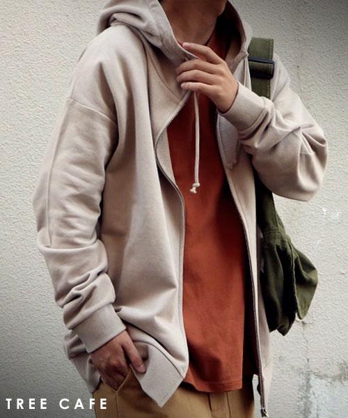 antiqua(アンティカ)のショップニュース「持っておくべきッ!ラフ過ぎない洒落スタイルをツクル極上綿裏毛ITEM★」