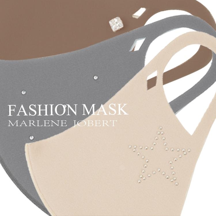 MARLENE JOBERT(マルレーヌジョベル)のショップニュース「【MARLENE JOBERT】 FASHION MASK」