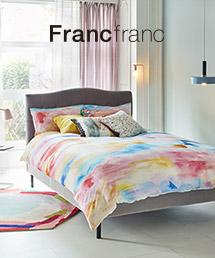 francfranc ベッド カバー