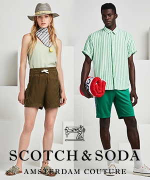 SCOTCH & SODA(スコッチ&ソーダ)のショップニュース「【今週の新作をご紹介♪】SCOTCH & SODA メインコレクション第4弾!」
