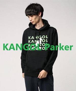 Parks TOKYO(パークストウキョウ)のショップニュース「KANGOL Parker New arrival!!」